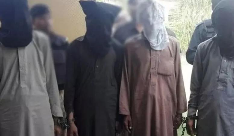 Peshawar: Terrorist plot foiled, 4 terrorists arrested, including commander of banned organization