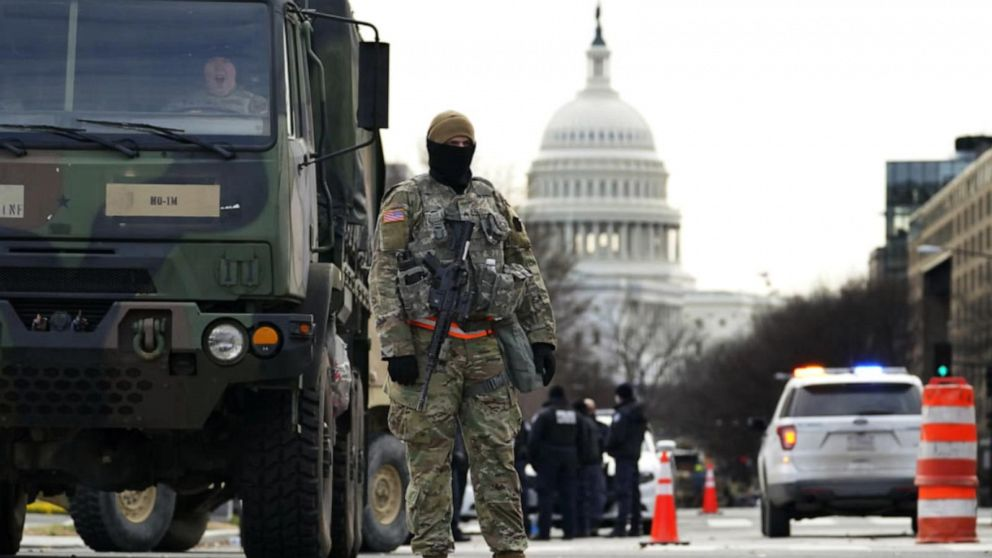 False Alarm Empties Capitol Hill Building, Have A Look At Latest Situation Outside Capitol Hill