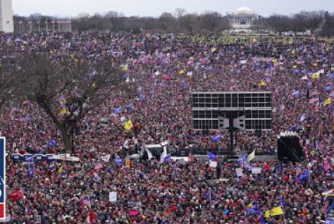 US Capitol on lockdown as protests threaten security