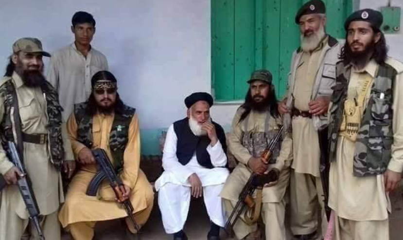 Fearing arrest, Mufti Kifayatullah visited a madrassa in Larkana