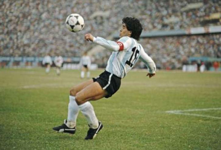 Documentary on Maradona's life released