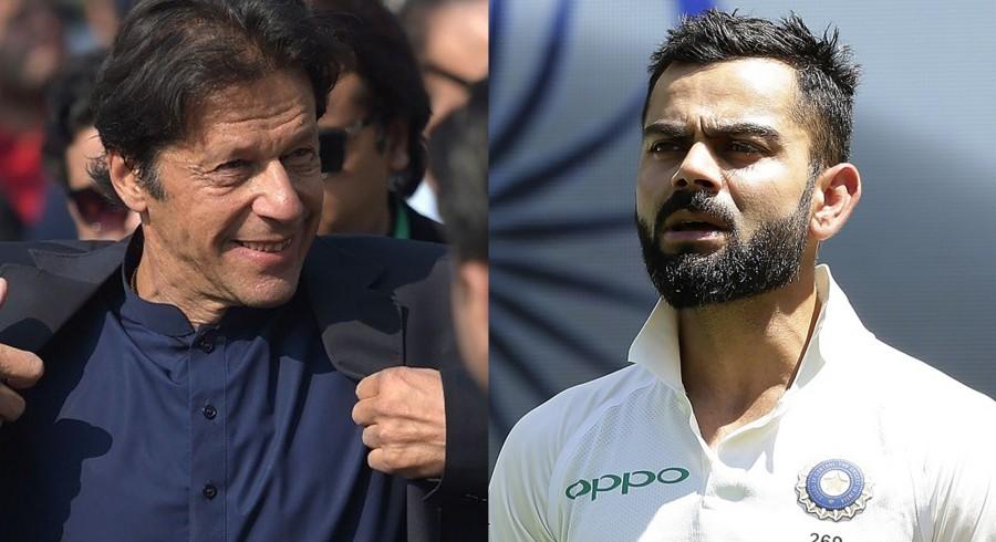 Imran khan win the ICC pole against the Virat Kohli