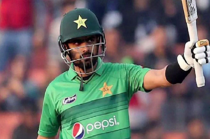 Babar Azam, the captain of the national team, has been demoted two places in the T20 rankings