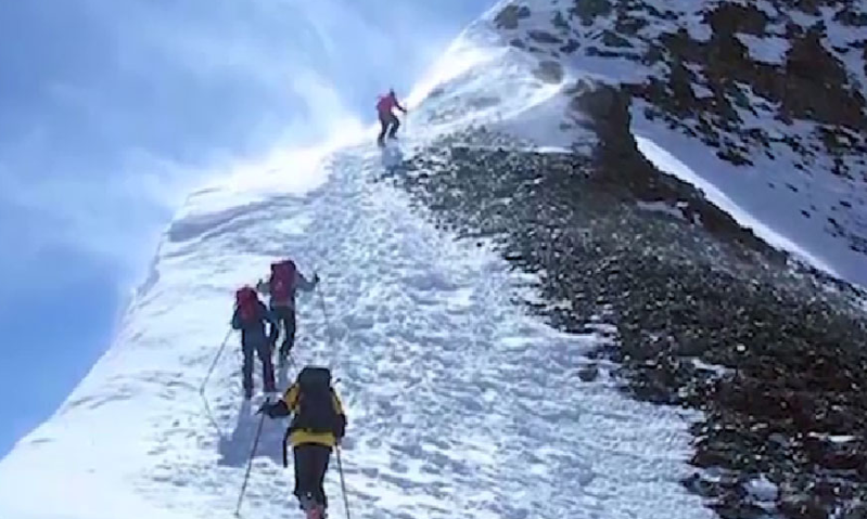 Ali Sadpara and fellow climbers could not be traced