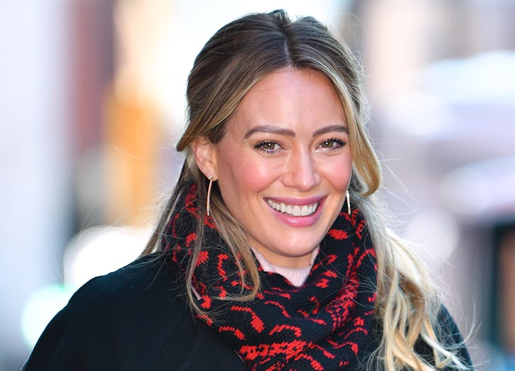 Hilary Duff Gives Birth To Baby No. 3