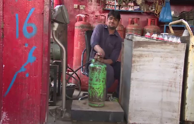 Reduction in the price of local LPG by Rs. 22 per kg