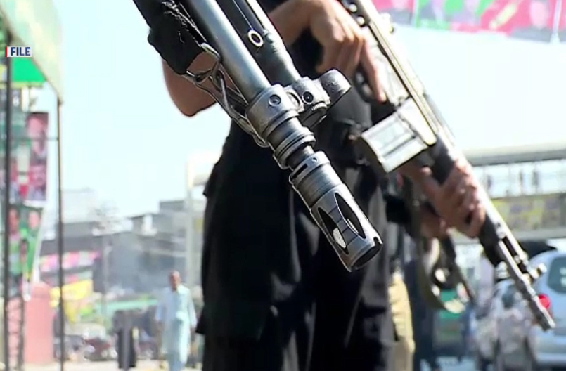 In a major CTD operation in Lahore, two terrorists of the banned outfit were arrested from Lari Ada