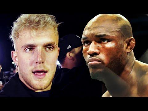 Jake Paul Reacts To Kamaru Usman Diss After Refusing Boxing Match