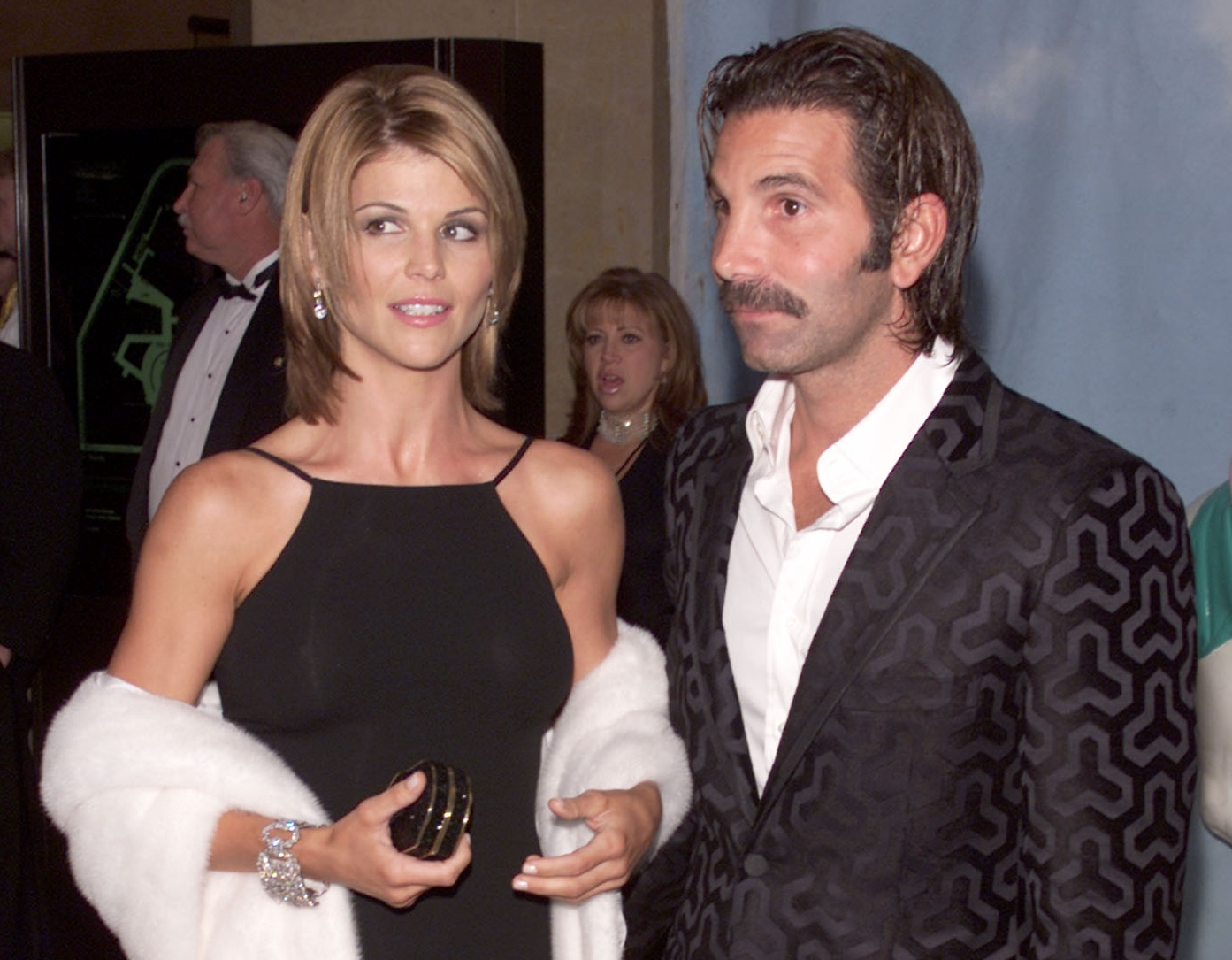 Lori Loughlin's Husband Mossimo Giannulli Released From Prison