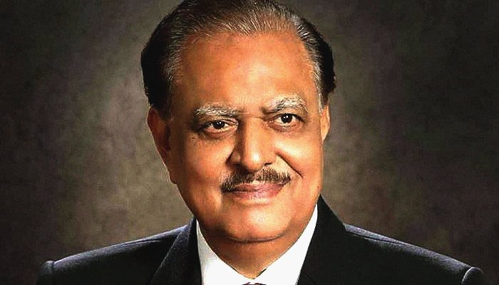 Former President of Pakistan Mamnoon Hussain Passed Away Today