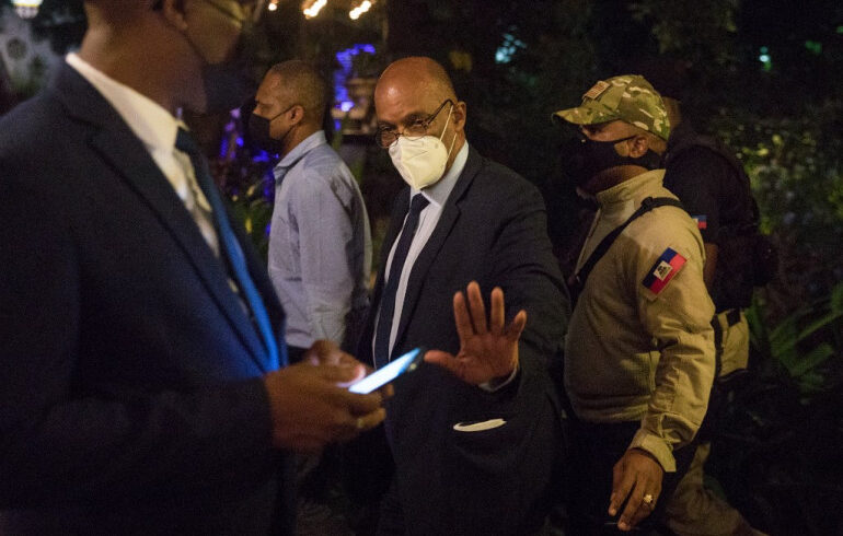 Haiti prosecutors seek to interview PM over Jovenel Moise killing