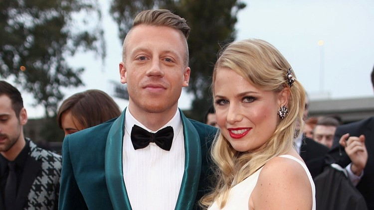 Macklemore becomes a dad for third time to baby boy