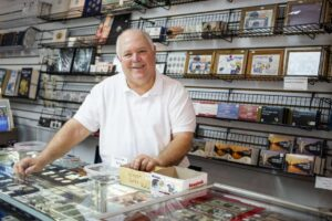 Collector's World in Midland celebrates 40th anniversary