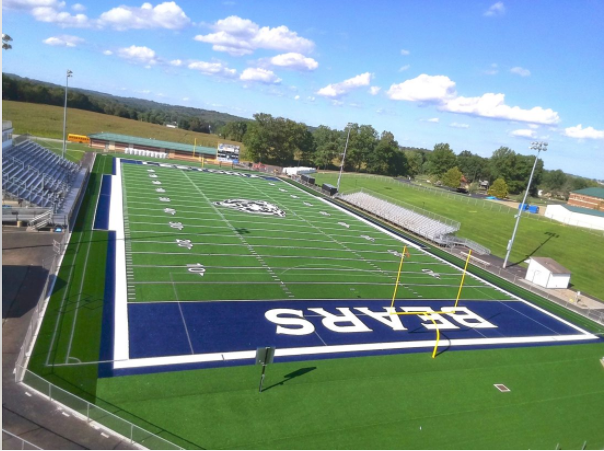 Leetonia's first game will also be on turf