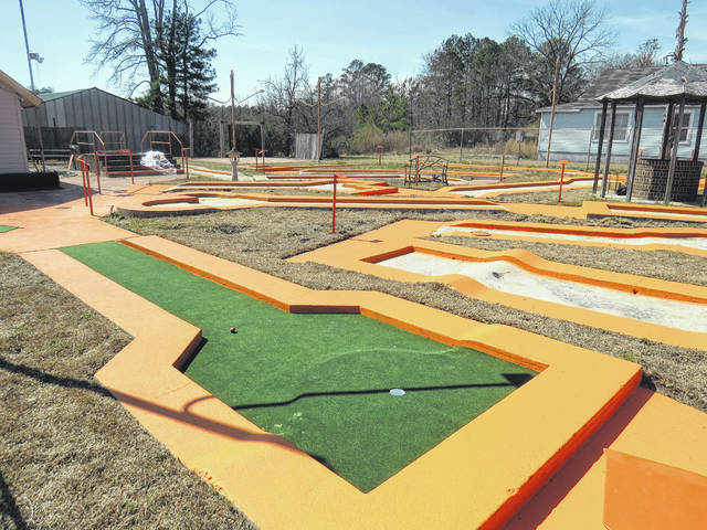 Pop-up mini golf coming to downtown Roanoke