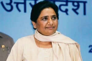 While BJP accuses Owaisi and Mayawati of communal politics in UP, social media rife with two being saffron party's' 'B-team'