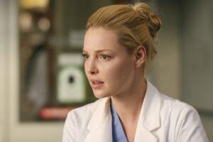 Katherine Heigl reveals the REAL reason she left Grey's Anatomy