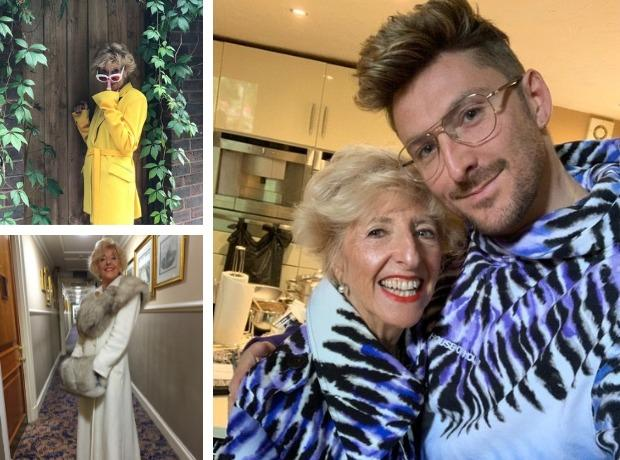Tributes are paid to charity boss by Ramsbottom fashion designer