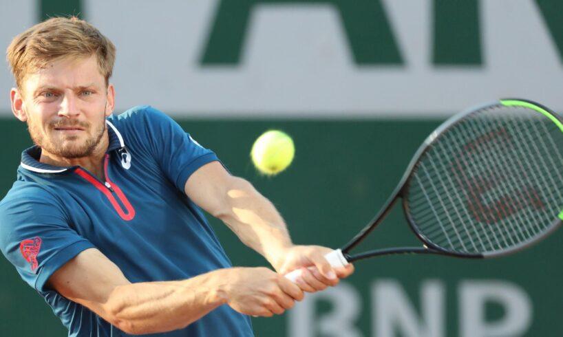 Belgian Tennis star David Goffin to miss rest of 2021 season due to injury