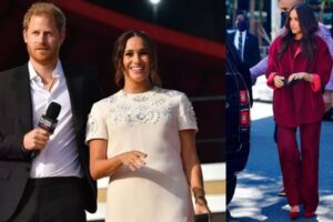 Meghan Markle bashed over her high-end wardrobe on new York Trip