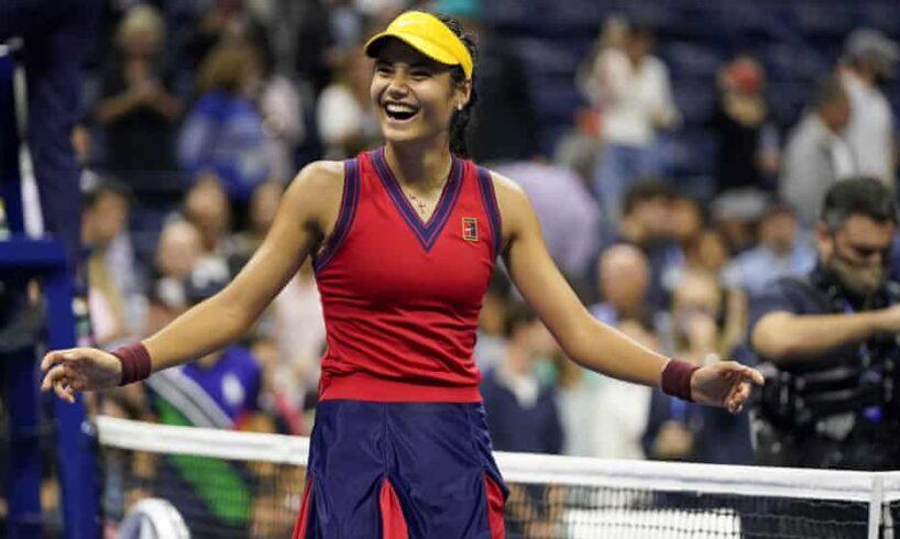 Emma Raducanu reaches US Open final in stunning fashion