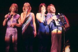 ABBA had no nerves ahead of comeback