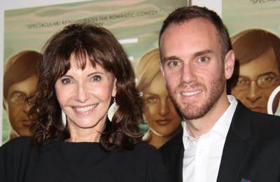 """Mary Steenburgen says Charlie McDowell and Lily Collins' wedding feels like a """"dream"""""""