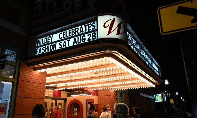 Fashion show draws big crowds to historic Wildey Theater