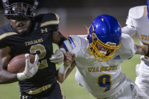 Foothill uses safety to win defensive battle against Taft