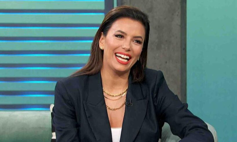 Eva Longoria Reveals She Predicted Her Hollywood Walk Of Fame Star 20 Years Early