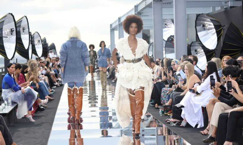 Designer Dundas and Revolve debut collaboration atNY Fashion Week
