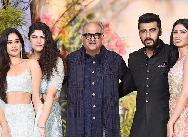 Boney Kapoor family receive Golden Visa for UAE