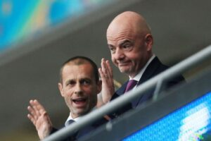 Uefa admits 'grave concerns' over plans for World Cup every two years