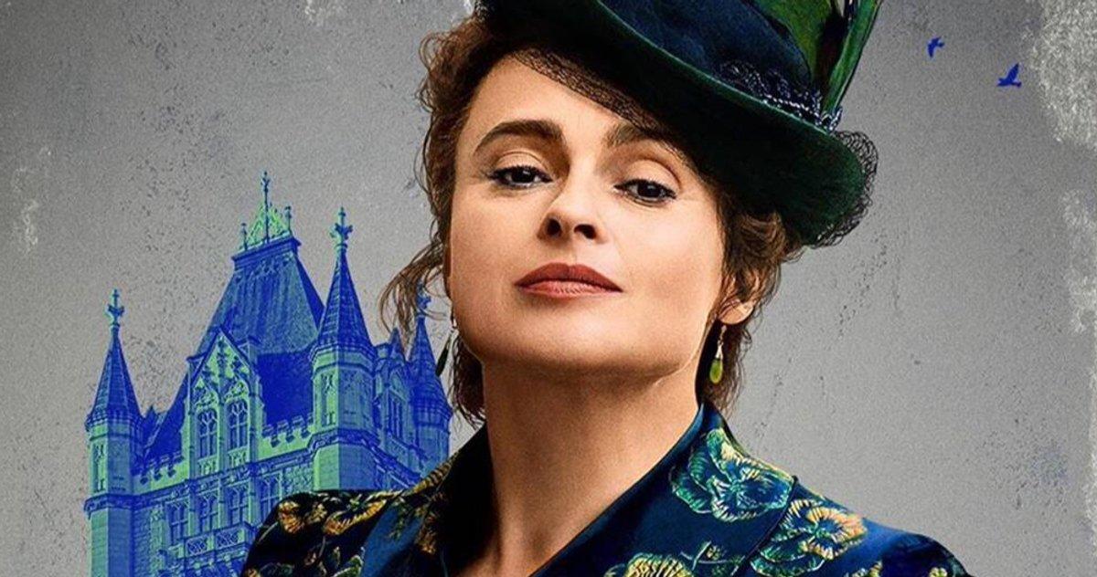 Helena Bonham Carter coming back for 'Enola Holmes 2'