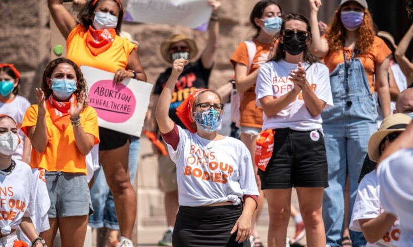Fighting Texas abortion law could be tough for federal gov't