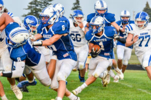 Chippewa Hills football cancels game due to COVID-19 issues