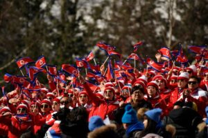 North Korea banned from 2022 Beijing Winter Olympics
