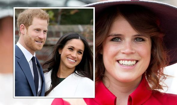 Princess Eugenie to be first royal to meet Harry, Meghan's daughter Lilibet