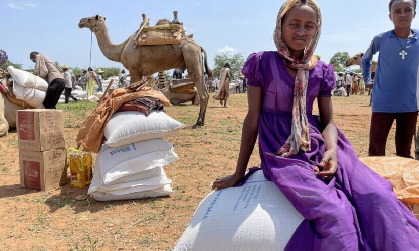150 Starved to Death in Ethiopia's Tigray in August