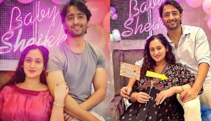 Shaheer Sheikh, Ruchikaa Kapoor welcome baby girl