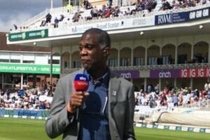 Michael Holding announces retirement from commentary