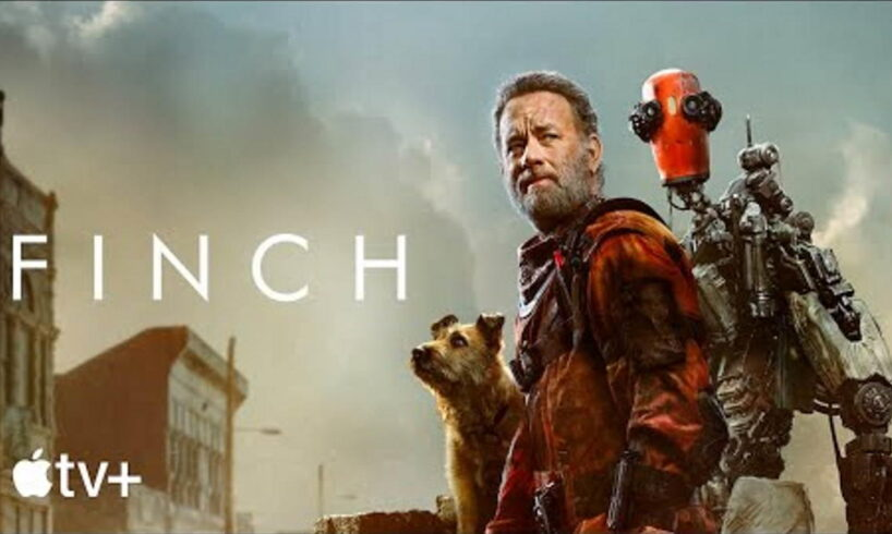 The first full trailer for the upcoming Tom Hanks sci-fi movie Finch has been released