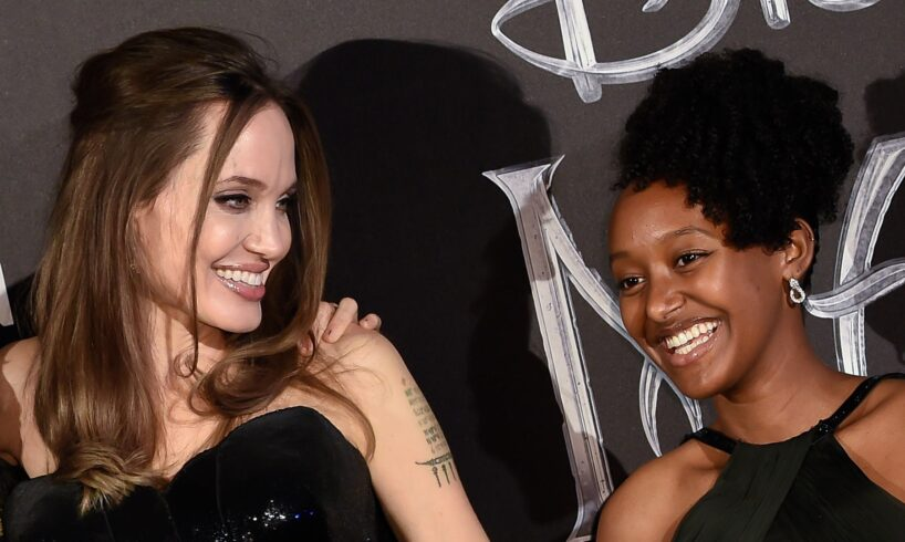 Angelina Jolie Posts Rare Photos of Her Kids to Instagram