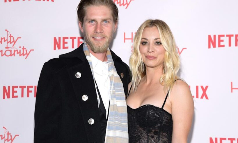 Kaley Cuoco and Karl Cook Split After 3 Years of Marriage
