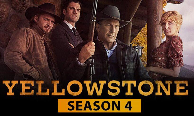 Yellowstone Season 4 Official Trailer 2021