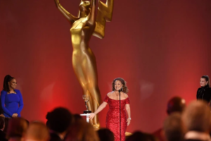 """Debbie Allen Encourages Youth to """"Claim Your Voice"""" During Emmy Awards Speech"""