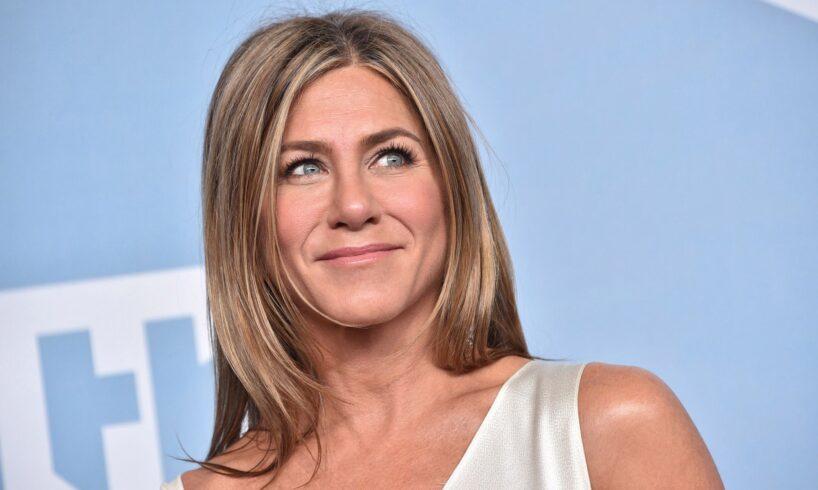 Jennifer Aniston is launching a skincare brand