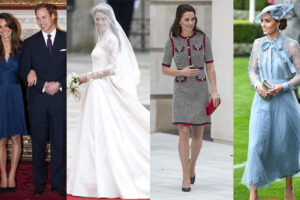 Kate Middleton's Best Fall Fashion Looks