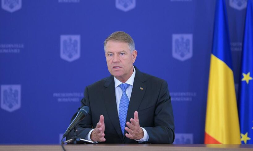 """Romania's President not concerned """"at all"""" about political turmoil"""
