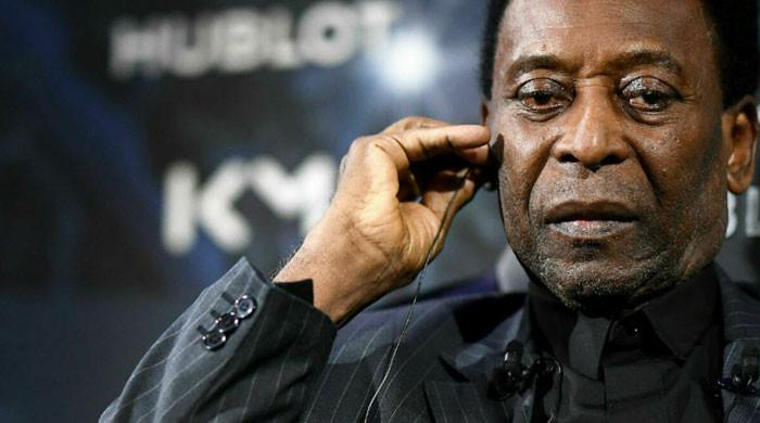 Brazilian Football Legend Pele ready to leave ICU after tumor removed, daughter says.